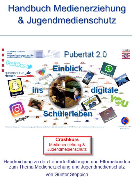 Handbuch Medienerziehung und Jugendmedienschutz (Günther Steppich)