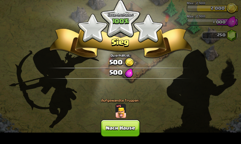 angriff clash of clans