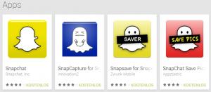Anti-Snapchat