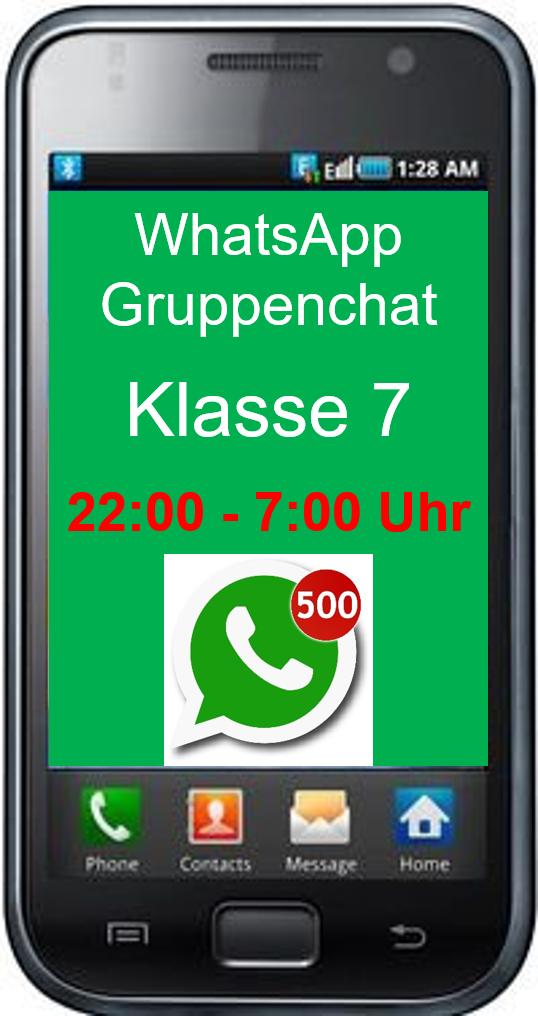 500 Nachrichten Whatsapp