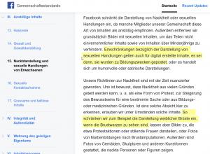 Nicht verfügbar facebook geblockt inhalt Facebook