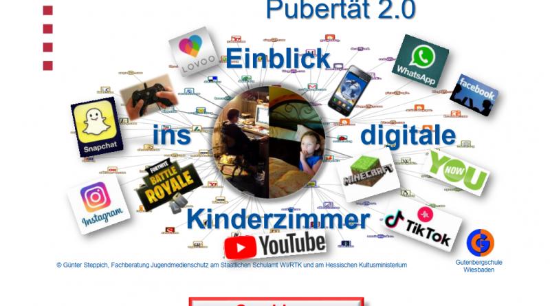 Handbuch Medienerziehung aktualisiert – inkl. Corona-Update