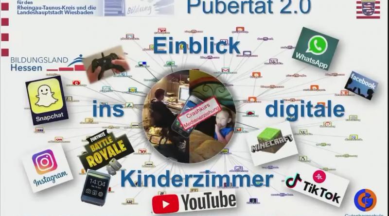 Elternabend auf Youtube – Vortragsmitschnitt